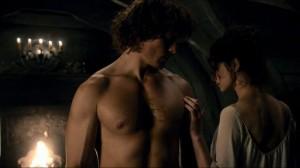 Book Outlander Jamie & Claire
