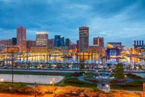 website Baltimore city