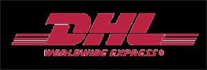 website DHL logo