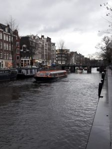 website AMS canal