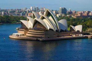 website Sydney Opera House