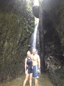website waterfall tour